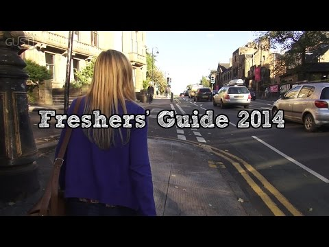 The Freshers' Guide 2014