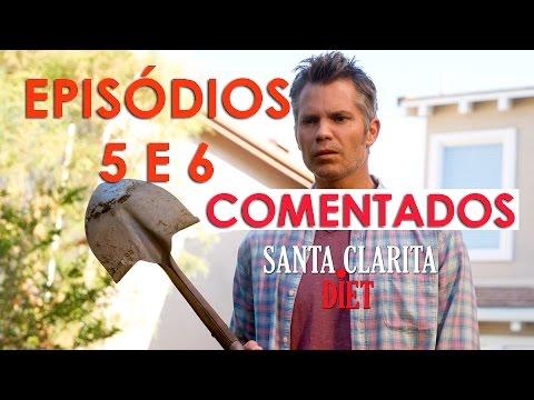 Download SANTA CLARITA DIET | EPISÓDIOS 5 E 6 COMENTADOS | PÁZADA NA CARA