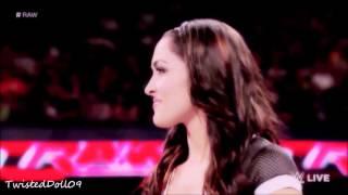 Seth Rollins/Brie Bella ~ Shoulda Been Us ~Happy Birthday Ally