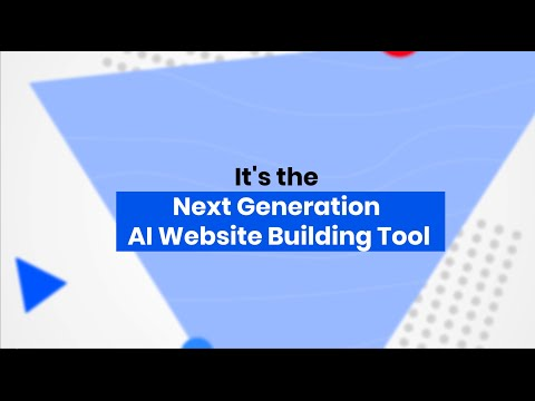 Weblium 2.0. | The Next Generation AI Website Building Tool