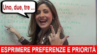 Corso di Italiano - One World Italiano Video Corso - Lezione 3