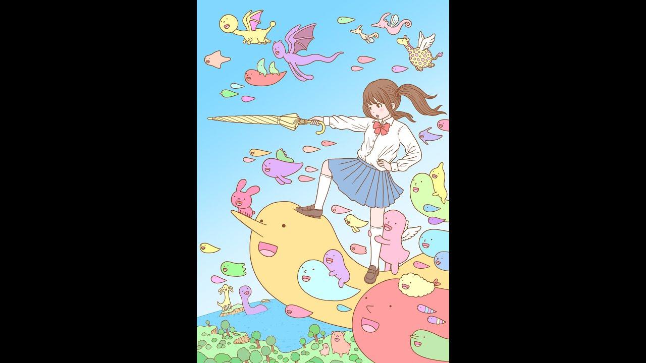 引きこもり系大ブレイク 徳田有希が描く作品の原点とは Connecta