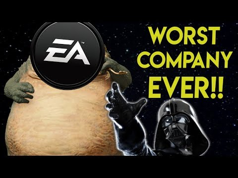 EA Proves They're