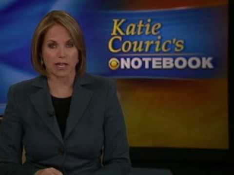 Katie Couric's Notebook: Ohio And Texas (CBS News)