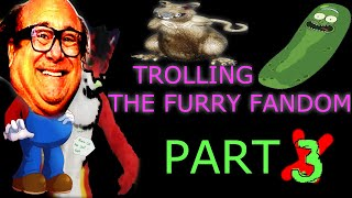 Roblox Trolling Adventures | The Furry Fandom Hangout (Part 3)