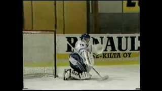 Техника вратаря. Финляндия 1991г.