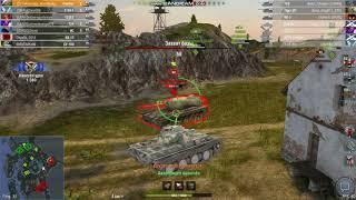 Panther    8 уровень стал ближе на 1 бой