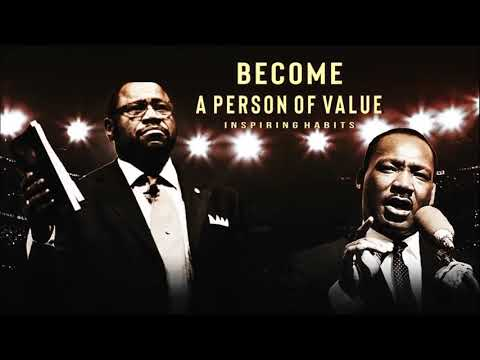YOUR VALUE ATTRACTS WEALTH   DR MYLES MUNROE DR MARTIN LUTHER KING