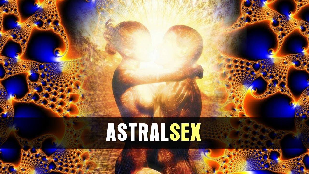 Astralsex - wie fühlt sich das an? - YouTube