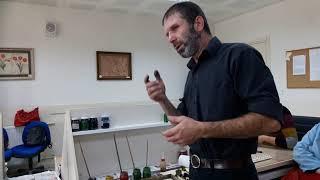 Ebru Sanatı - battal ebru yapımı Ders 7 Hezarfen İbrahim Sami Özen