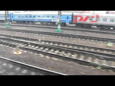 Вокзал, Москва — Казанский вокзал