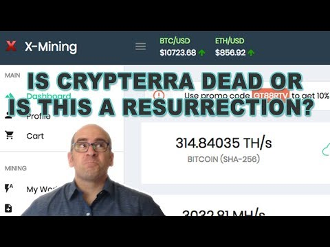 Is Crypterra DEAD or is this a RESURRECTION?