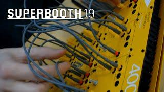 Teenage Engineering 400 Modular (Superbooth19)