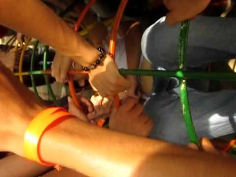 (Trại Tập Huấn HTTT 2011) BTC Nhập trại - Nam Nưng Nứng