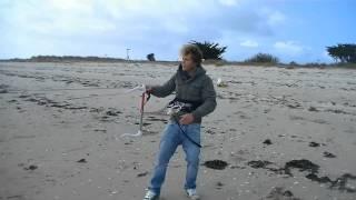 Kiteboarding lesson - Kite relaunch - One Launch Kiteboarding