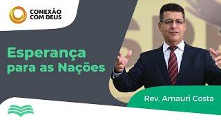 Conexão com Deus | Rev. Amauri Costa | Confrontando o Sincretismo Religioso - Atos 17