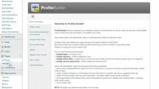 видео Profile Builder Pro