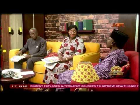 NTA Network Good Morning Nigeria: Kidney & Women's Health - International Women's Day - 8/3/2018
