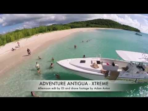 Adventure Antigua - Xtreme Round The Island drone quick edit