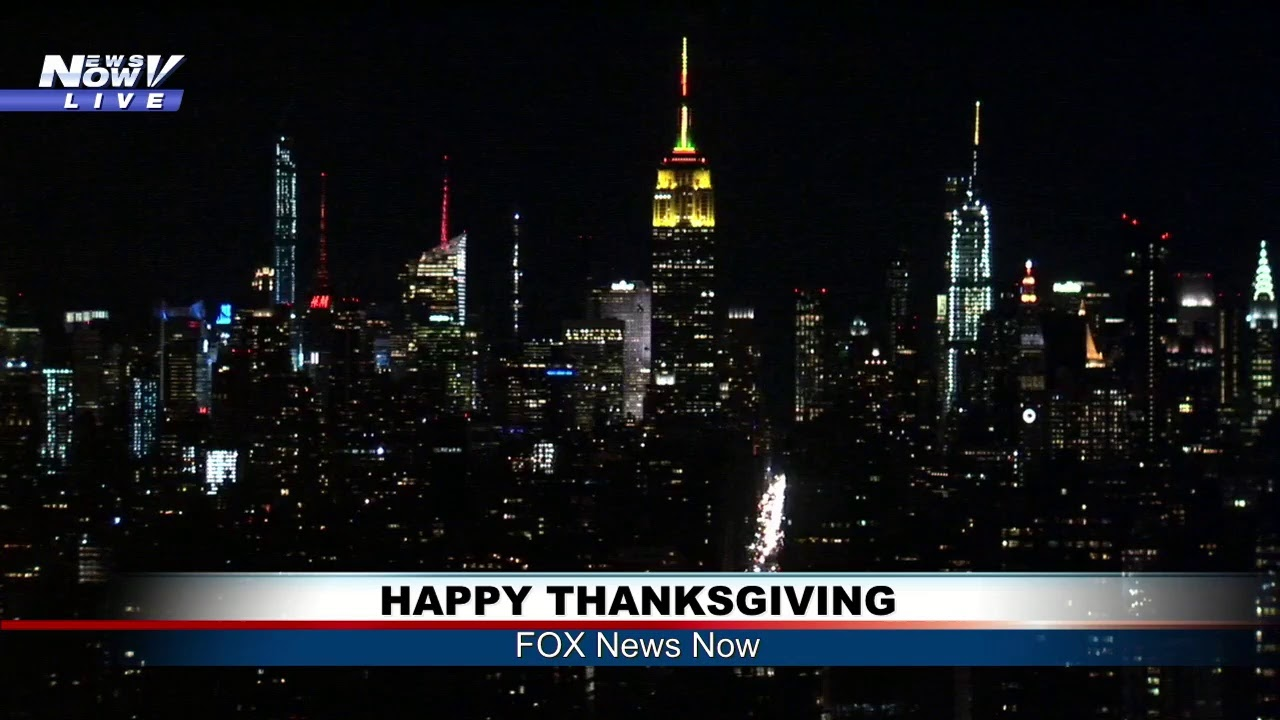 LIVE: President Trump calls service members around the world on Thanksgiving - 3pm Eastern