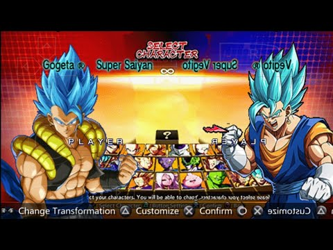 DOWNLOAD Dragon Ball Fighter Z Shin Budokai 2 MOD For Android