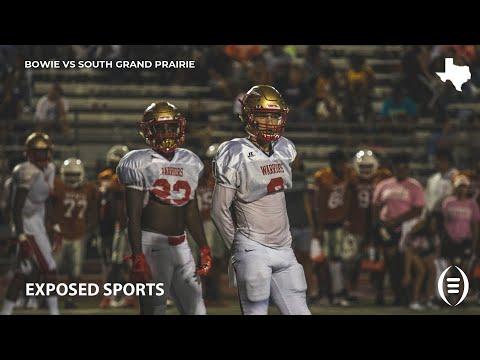 South Grand Prairie High School vs Bowie High School Football Highlights | 2019 Texas Football