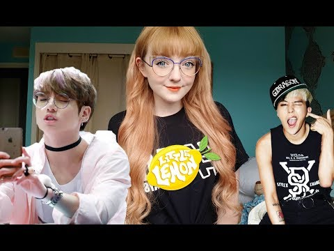 KPOP IDOLS IN A BOX!! | Little Lemon 🍋