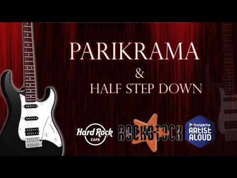 Parikrama And Half Step Down | Rock Stock | Artist Aloud