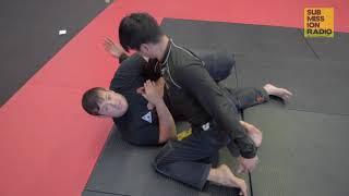 How to ESCAPE Side Control and get a D'ARCE CHOKE!
