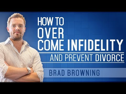 How to Overcome Infidelity In Your Marriage (And Prevent Divorce!)