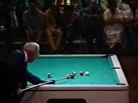 Mosconi & Caras 14.1 Straight Pool Dinner Part 1