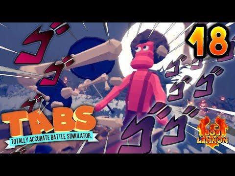 NOUVELLE MISE A JOUR : LE DRIFT !!! -Totally Accurate Battle Simulator- avec Bob Lennon