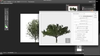 Photoshop Cc / 14.2 : Tree Patterns (scripted Patterns Edit Fill)