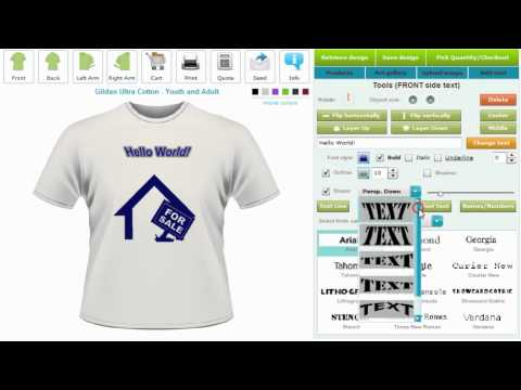 Tee Shirt Designer Online Shirt Designer T Shirt: online clothing design software