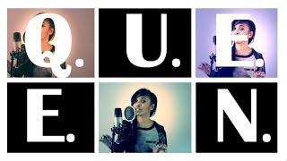 Q.U.E.E.N - Janelle Monae ft. Erykah Badu (Nyla Hammond Cover)