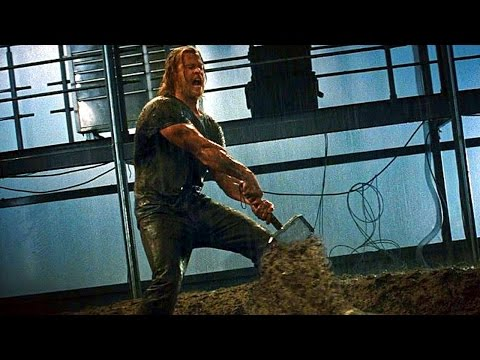 Thor Tries To Lift His Hammer (Scene)...