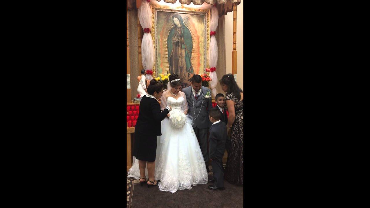 Wedding Lo At Catholic