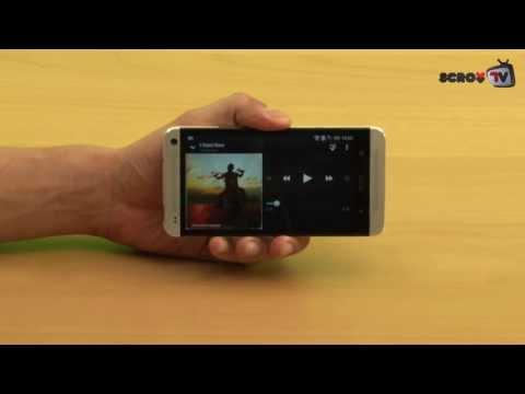 HTC One Müzik Uygulaması - SCROLL