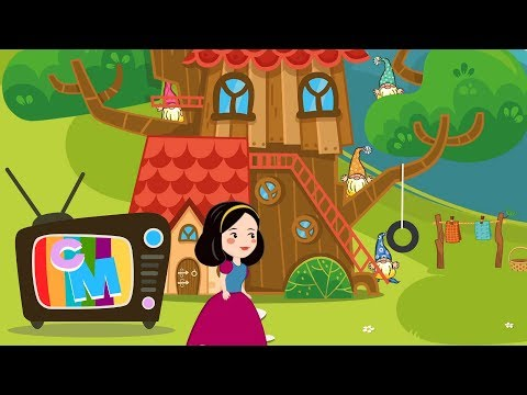 Alba ca Zapada (Lucica) - Clopotelul Magic - cantece pentru copii