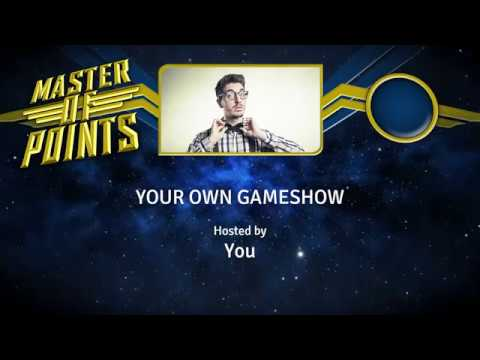 Master of Points - Interactive live Game Show on Twitch