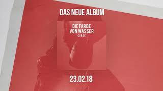 CURSE - DIE FARBE VON WASSER 23.02.2018 - Album Trailer