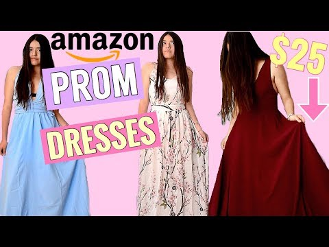 trying-on-prom-dresses-under-$25-from-amazon