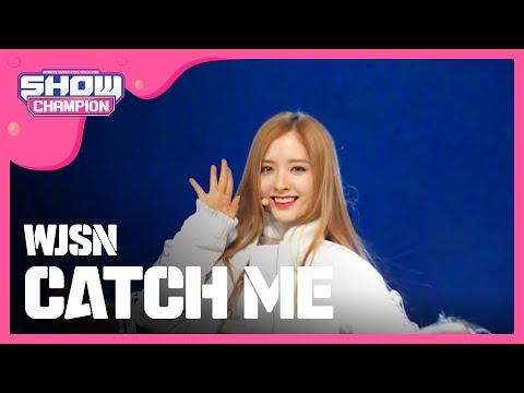 (Showchampion EP.176) WJSN - Catch Me