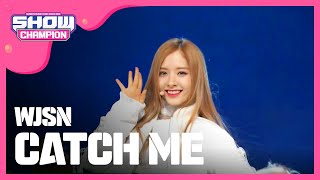 Download Video (Showchampion EP.176) WJSN - Catch Me MP3 3GP MP4