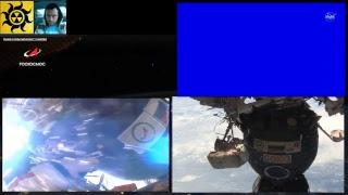Трансляция выхода в открытый космос 11.12.2018