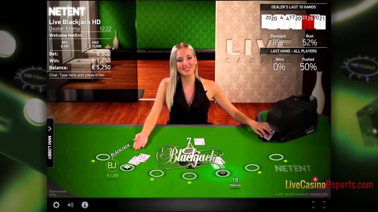 Real Live Casino