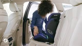 Video: Maxi-Cosi Morion i-Size Car Seat