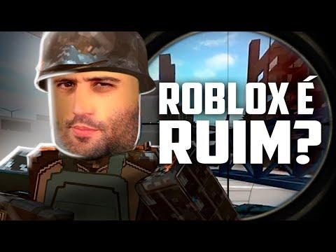 Roblox é TÃO RUIM quanto falam?