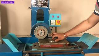 SURFACE GRINDING MACHINE (in Hindi)