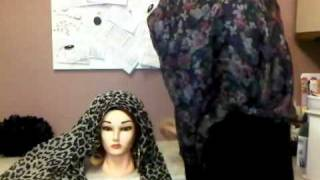 Download Video VOLUMISED HIJAB WITHOUT FLOWER CLIP!! MP3 3GP MP4